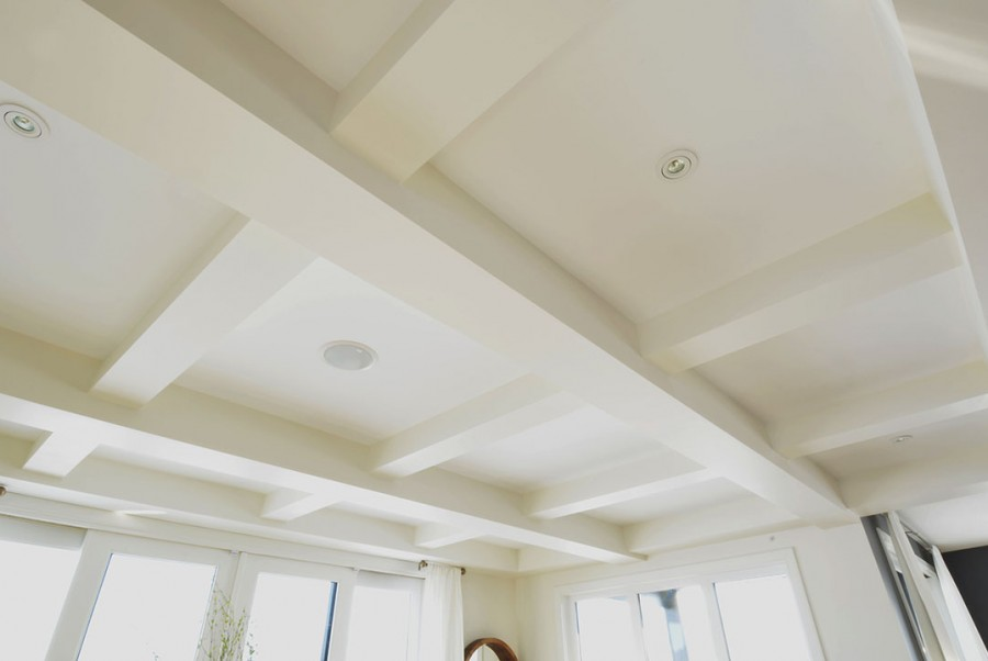 Coffered Living Room2